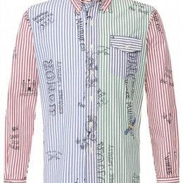 Рубашки - Разноцветная хлопковая рубашка Polo Ralph Lauren, 0