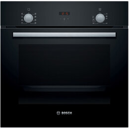 Духовые шкафы - Электрический духовой шкаф Bosch HBF 512 BA 0 R, 0