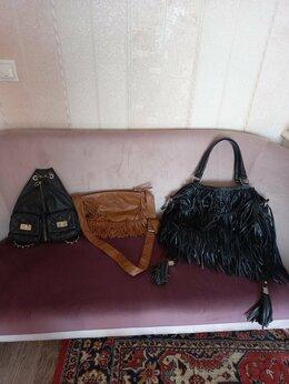 Сумки - продам сумки черную с кисточками и сумочку…, 0