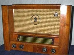 Другое - Радиоприёмник ламповый 30-50годов, 0