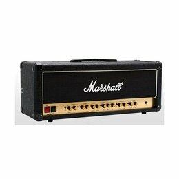 Гитарное усиление - MARSHALL DSL100 HEADУсилитель гитарный ламповый…, 0