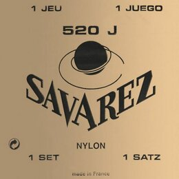 Струны - Savarez 520J набор струн для 6-струнной…, 0