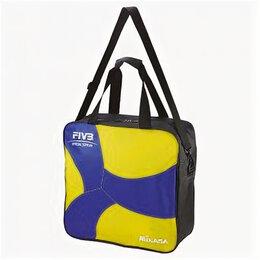 Дорожные и спортивные сумки - Сумка на 4 вол. мяча «MIKASA» арт. AC-BG240W-YB, 0