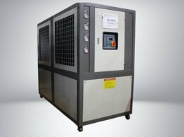 Промышленное климатическое оборудование - Чиллер промышленный FKL-20HP на 45,6 кВт, 0