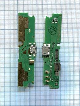 Прочие запасные части - Разъем Micro USB для AlcateI Idol 2 Mini S 6036Y…, 0