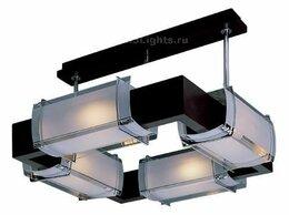 Люстры и потолочные светильники - Люстра в  цвете венге, 0