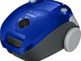 Пылесосы - Пылесос Samsung VCC 4140 синий, 0