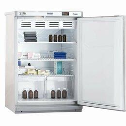 Холодильные шкафы - Холодильник фармацевтический POZIS ХФ-140, новый, 0