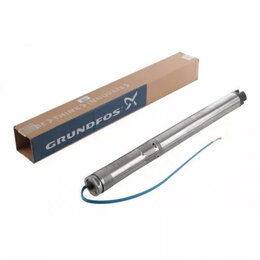 Насосы и комплектующие - Скважинный насос Grundfos SQE 2-70 96510152, 0