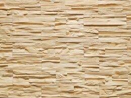Облицовочный камень - Древесный скол лайт Декоративный камень, 0