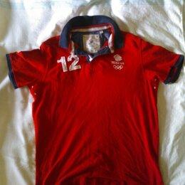 Футболки и майки - Футболка Великобритании на Олимпиаде в Лондоне, 0