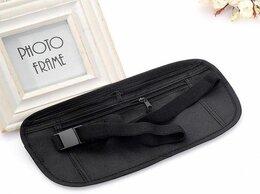 Дорожные и спортивные сумки - Поясная сумка скрытого ношения для путешествий, 0