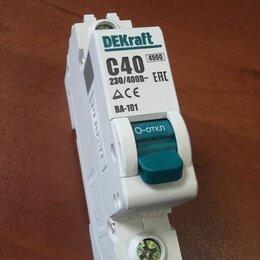 Защитная автоматика - Авт. выкл. 1Р 40А х-ка C ВА-101 4,5кА (11058DEK), 0