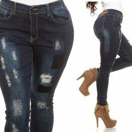 Джинсы - Модные джинсы для пышной красы, 0