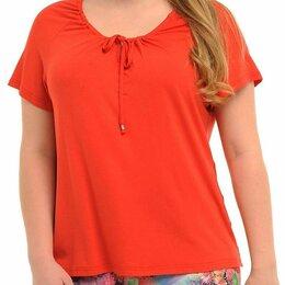 Блузки и кофточки - Трикотажная блузка 54-68, 0