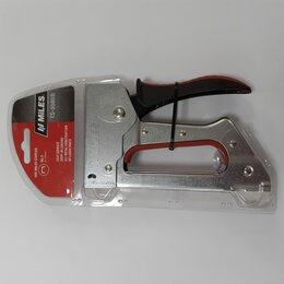 Штативы и моноподы - Степлер 6-10 мм металлический, тип 53 MILES, 0