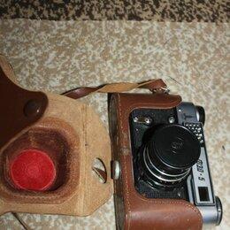 Пленочные фотоаппараты - фотоаппарат  ФЭД 5 олимпийский., 0
