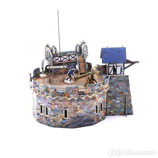 Бумажная модель Круглая башня по цене 269₽ - Рукоделие, поделки и сопутствующие товары, фото 0