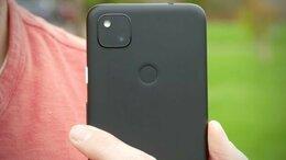 Мобильные телефоны - Google Pixel 4a black 6/128, новый, 0
