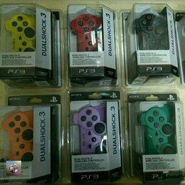 Рули, джойстики, геймпады - Геймпад PS3 , 0