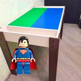 Столы и столики - Детский столик для игры в Лего (Lego) на 6 пластин, 0
