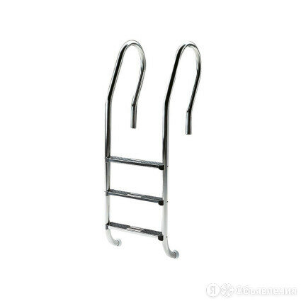 Лестница Fiberpool Mixta YEMX043 (3 ступ.) по цене 15967₽ - Лестницы и стремянки, фото 0