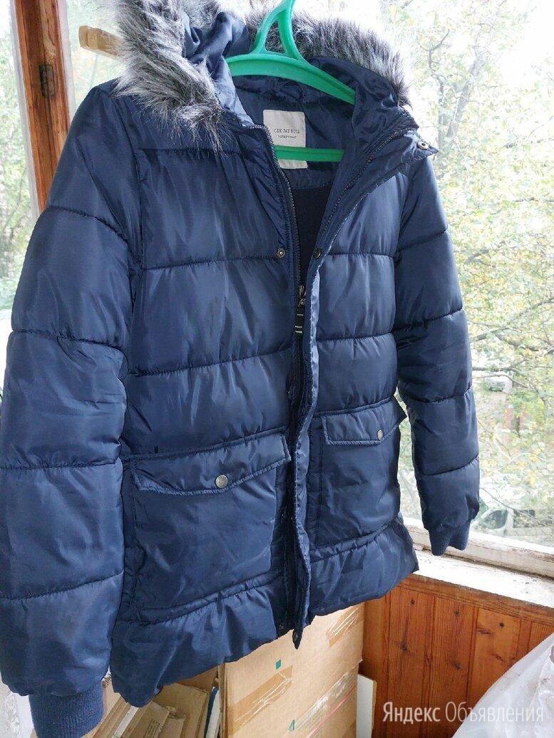 Зимняя куртка на мальчика 164 см по цене 800₽ - Куртки и пуховики, фото 0