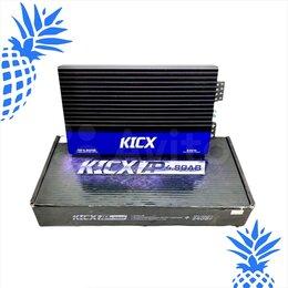 Усилители и ресиверы - Автомобильный усилитель Kicx AP 4.80AB , 0