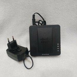 VoIP-оборудование - Адаптер Cisco SPA122, 0
