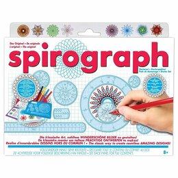 Рисование - Набор для творчества рисования Спирограф Starter…, 0