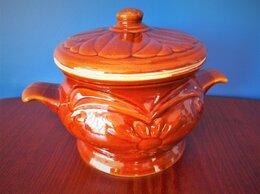 Выпечка и запекание - Горшок-жаровня Ромашка для запекания керамический, 0