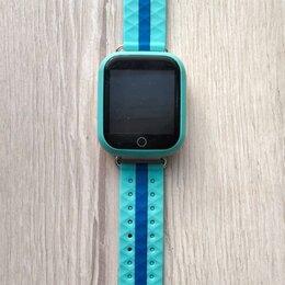 Умные часы и браслеты - Детские часы с GPS трекером Smart Baby Watch Q90, 0