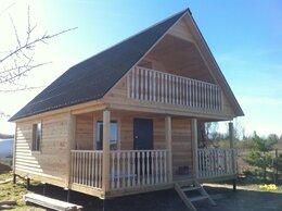 Готовые строения - Постройка домов и бань из бруса, 0