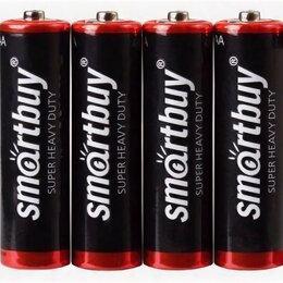 Батарейки - Элемент питания Smartbuy R6/316 4S SBBZ-2A04S…, 0