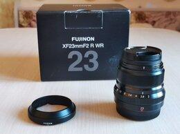 Объективы - Fujifilm XF 35mm f/2 R WR, 0