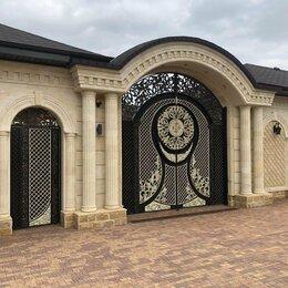 Заборы, ворота и элементы - Кованные изделия на заказ. Ворота, забор, ограждения, , 0
