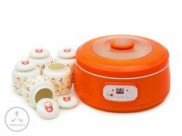 Йогуртницы - Йогуртница Oursson FE1502D/OR, оранжевый, 0