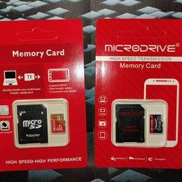 Карты памяти - Карты памяти micro sd 64 гб., 0