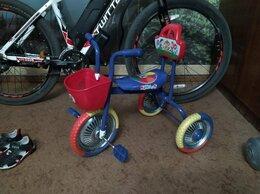 Трехколесные велосипеды - Велосипед Kinder 3-х колесный, 0