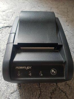 Принтеры чеков, этикеток, штрих-кодов - Кассовый чековый принтер Posiflex PP6900, 0