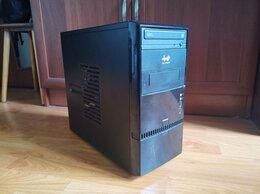 Настольные компьютеры - Игровой core i3 3240 / 8гб / SSD 240, 0