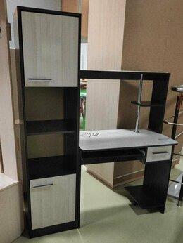 Компьютерные и письменные столы - компьютерный стол Дебют с пеналом 💥 0208💥, 0