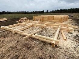 Готовые строения - Срубы домов ,бань, дикая рубка , 0