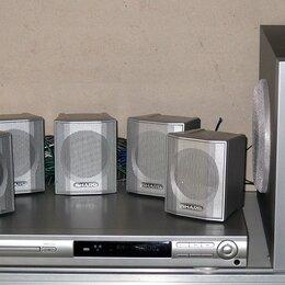 Домашние кинотеатры - Sharp HT-CN410DVHR как усилитель 5.1, 0