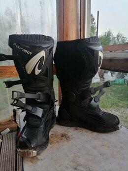 Обувь для спорта - Мотоботы, 0