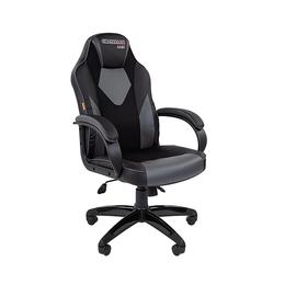 """Компьютерные кресла - Геймерское кресло """"Chairman Game 17"""" Черный, 0"""
