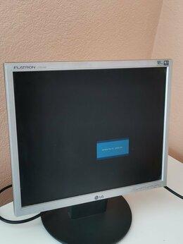 Мониторы - Монитор LG flatron l1751SQ VGA, 0