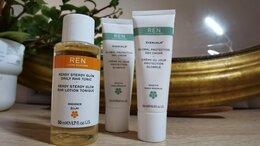 Для проблемной кожи - Ren Glow Daily AHA Tonic + Evercalm™ Day Cream, 0
