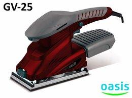 Шлифовальные машины - Вибрационная плоскошлифовальная машина Oasis GV-25, 0