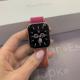 Умные часы и браслеты - Apple Watch Series 5 40mm Gold, 0